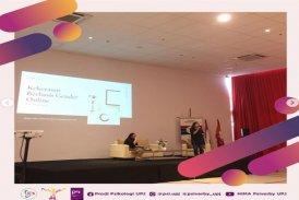 Seminar Psikologi Kekerasan Gender Berbasis Online, UPJ 31 Okt 2019