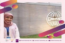 Kerja profesi Kuntum Kuntum Azalea di PT Panasonic Gobel Indonesia