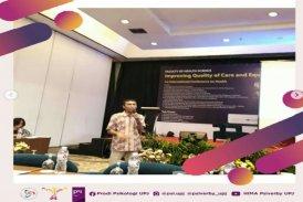 Aries Yulianto pemakalah the ICOH 17 Okt 2019